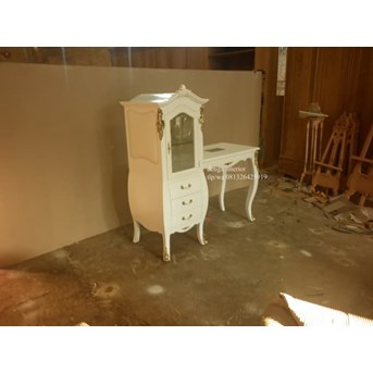 Jual Meja Salon Sandra, Mebel Jepara, Furniture Jepara