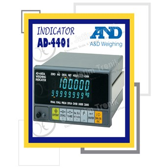INDICATOR AND AD4401