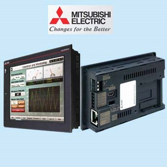 Jual MITSUBISHI HMI GT2710-STBD Graphic Operation Terminal