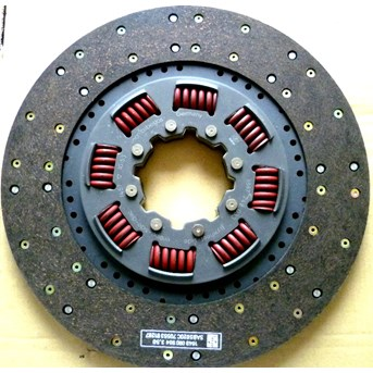 CLUTCH DISC VOLVO FH-16 DOUBLE CLUTCH .