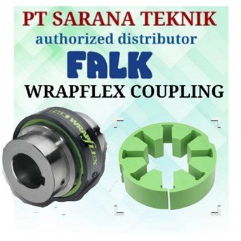 Falk Wrapflex coupling