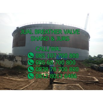 Jual Breather Valve Shand And Jurg