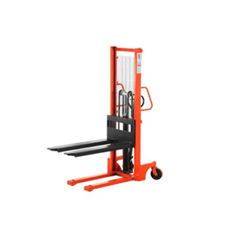 Jual Manual Hand Stacker Forklift