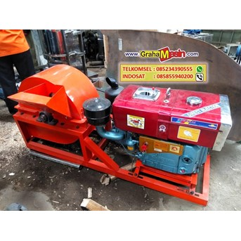 MESIN WOOD CRUSHER MINI MURAH SUPER CEPAT