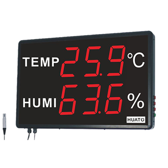 Large Display Thermohygrometer