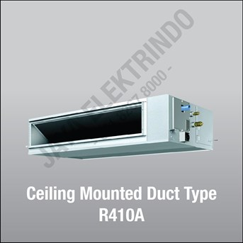 AC DAIKIN DUCT CONNECTION TYPE 3 PK WIRED V (FBQ71EVE4)
