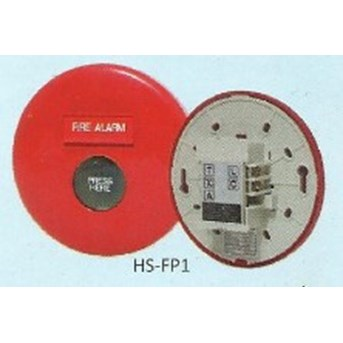 FIRE ALARM P.B.L COMBINATION SERIES FIRE MANUAL STATION ( INDOOR )