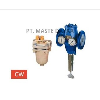 Cooling Water Control Valves CW (GESTRAMAT)