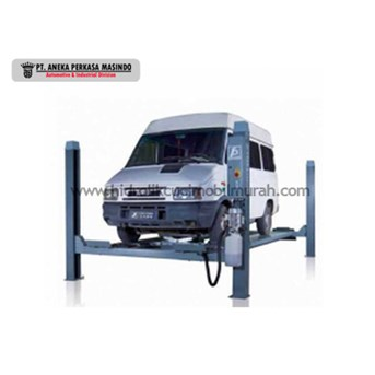 FOUR POST CAR LIFT ATAU 4 POST CAR LIFTING