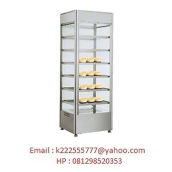 Hot Display Cabinet