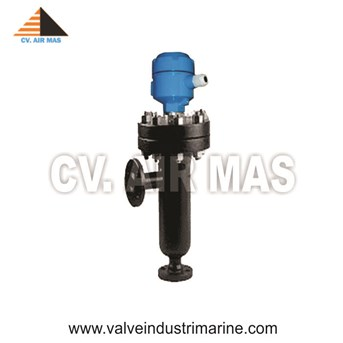 float switch vertical ball sus304 flange