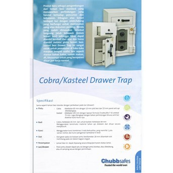 Drawertrap Cobra/Kasteel