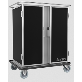 ScanBox Ergo Line Duo Ambient A14 + A14 Food Transport Box