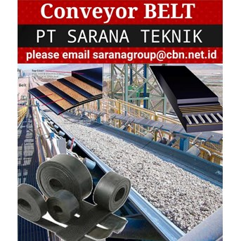 CANVAS CONVEYOR BELT TYPE EP NN SERSAN NYLON PT SARANA TEKNIK