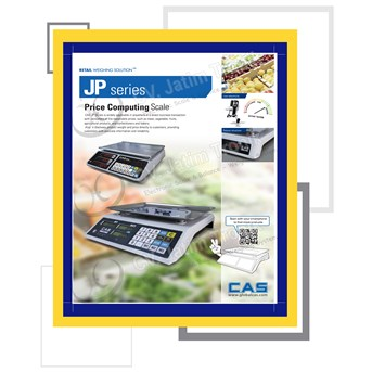 PRICE COMPUTING SCALE CAS JP 2
