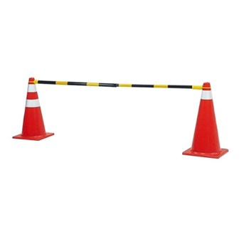 Plastic Traffic Cone Retractable Connecting Bar (RCB)