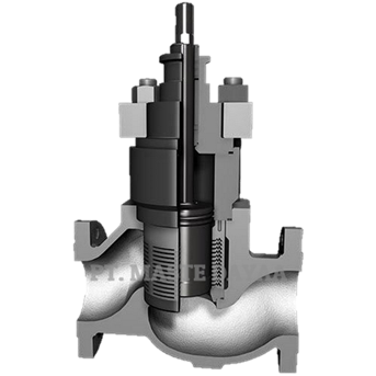 Noise Reduction Control Valves - TigerTooth