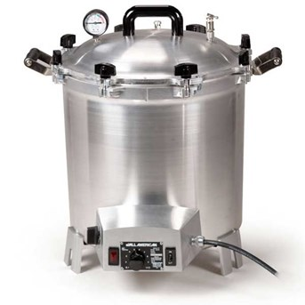 AUTOCLAVE ALL AMERICAN 75X