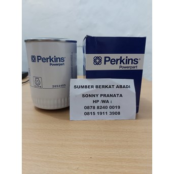 PERKINS 2654403 OIL FILTER - GENUINE