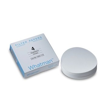 Filter paper Whatman No. 4