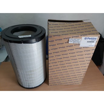 PERKINS CH11217 AIR FILTER 5458596 - GENUINE MADE IN UK
