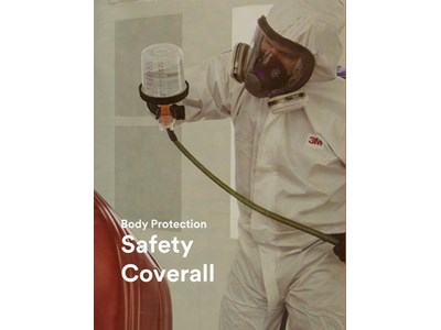 body protection safety coverall