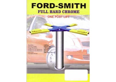 LIFT CUCI MOBIL (SINGLE POST LIFT FORD SMITH MODEL X)