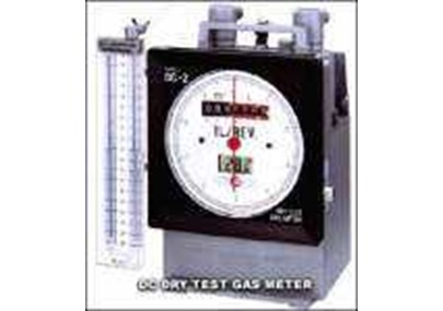 Dry Gas Meter DC-1A/ 1C
