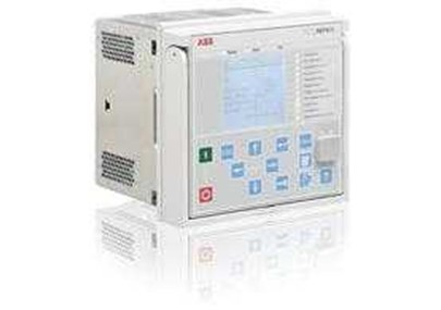 ABB Ref615 Feeder Protection Relay