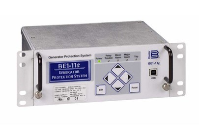 BE1-11 Protection System (Basler Electric) Relay