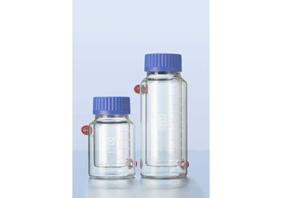 DURAN® double walled, wide mouth bottle GLS 80®