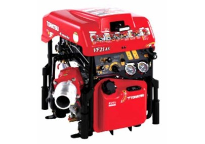TOHATSU VF21A VF21AS with electric starter