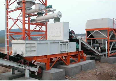 CTB Plant (CEMENT TREATED BASED ) - Soil Mixing Plant