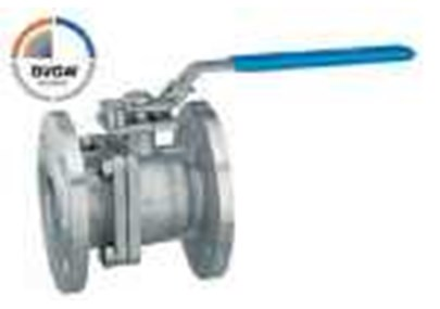 BEE- Flanged Ball Valves In Stainless Steel (Two-Piece Housing )
