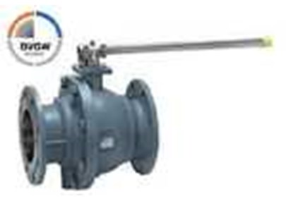 BEE- Flanged Ball Valves Made Of Ductile (GGG40)