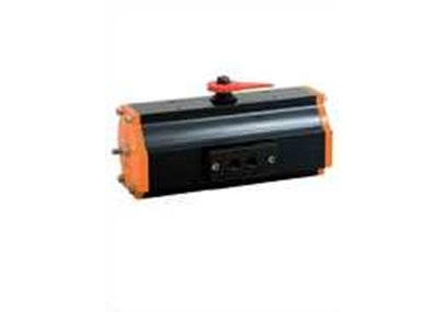 EBRO - Pneumatic rotary actuator TYPE EB-SYD, double-acting