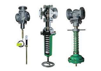 RTK Valves - Controls without auxiliary power