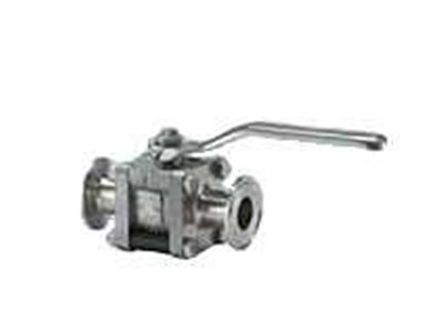 MECAFRANCE - Micro-clean ball valves
