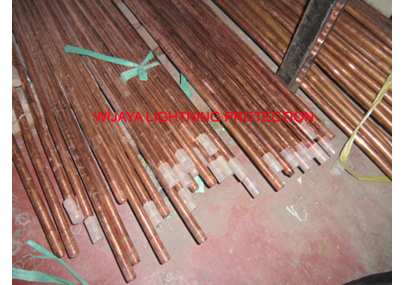 COPPER ROD UKURAN 1/2 FULL TEMBAGA