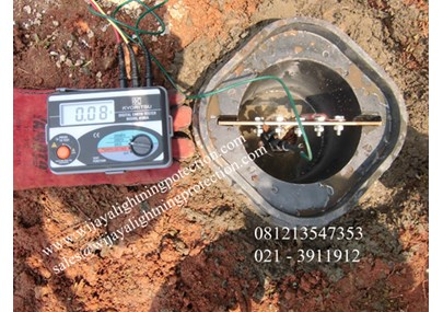 Kyoritsu 4105A - Earth Grounding Test Tester