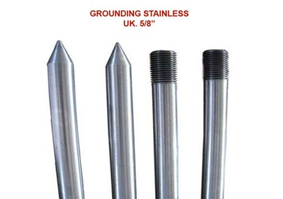 AS GROUNDING STAINLESS 5/8