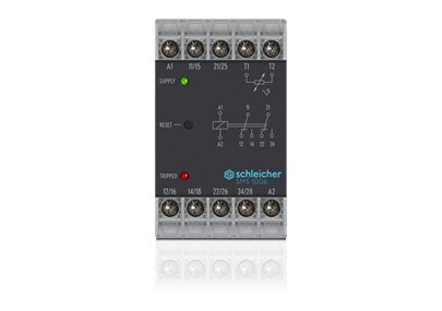 SMS 1006 SCHLEICHER Motor Protection Relay