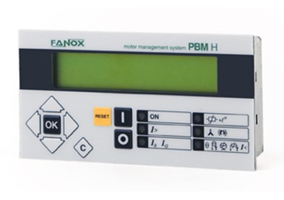 Display Module HMI PBM-H (FANOX)
