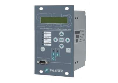 SIL-D OC&EF Directional Protection Relays (FANOX)
