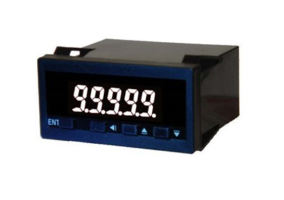 DIGITAL LCD MONITOR 5 DIGIT SELF POWERED