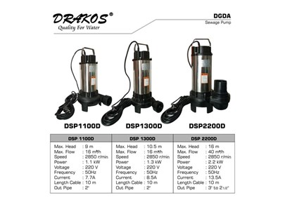 JUAL POMPA SUBMERSIBLE