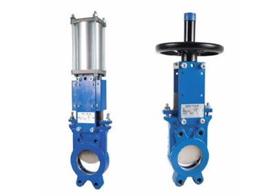 Knife Gate Valve SS Alloy