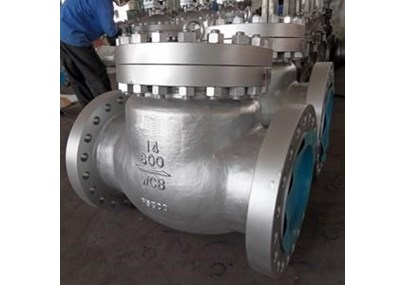 Swing Check Valves A216 WCB Carbon Steel