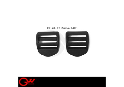 BUCKLE BB RR 03 25mm ACT