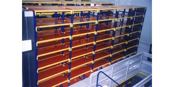 knock down rack medium duty ( steel shelving rack system)